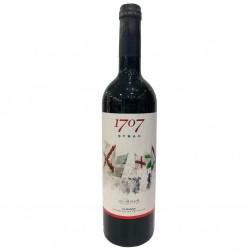 1707 Syrah 2014 Organic